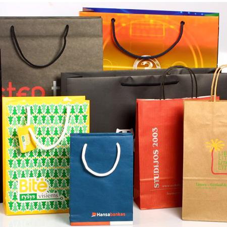 Рекламни торби и опаковки